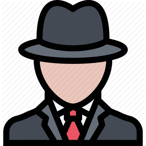 transparent library Iconfinder law colored by. Lawyer clipart detective.