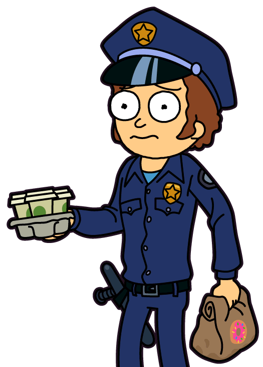 svg free Lawyer clipart detective.  morty pocketmortys net.