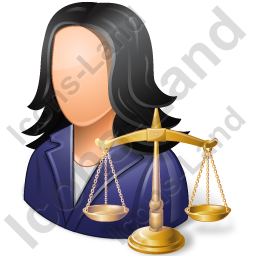 picture download Female light icon png. Lawyer clipart woman lawyer