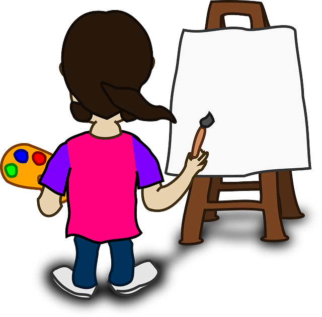 transparent download Pursue an artistic career. Lazy kid clipart