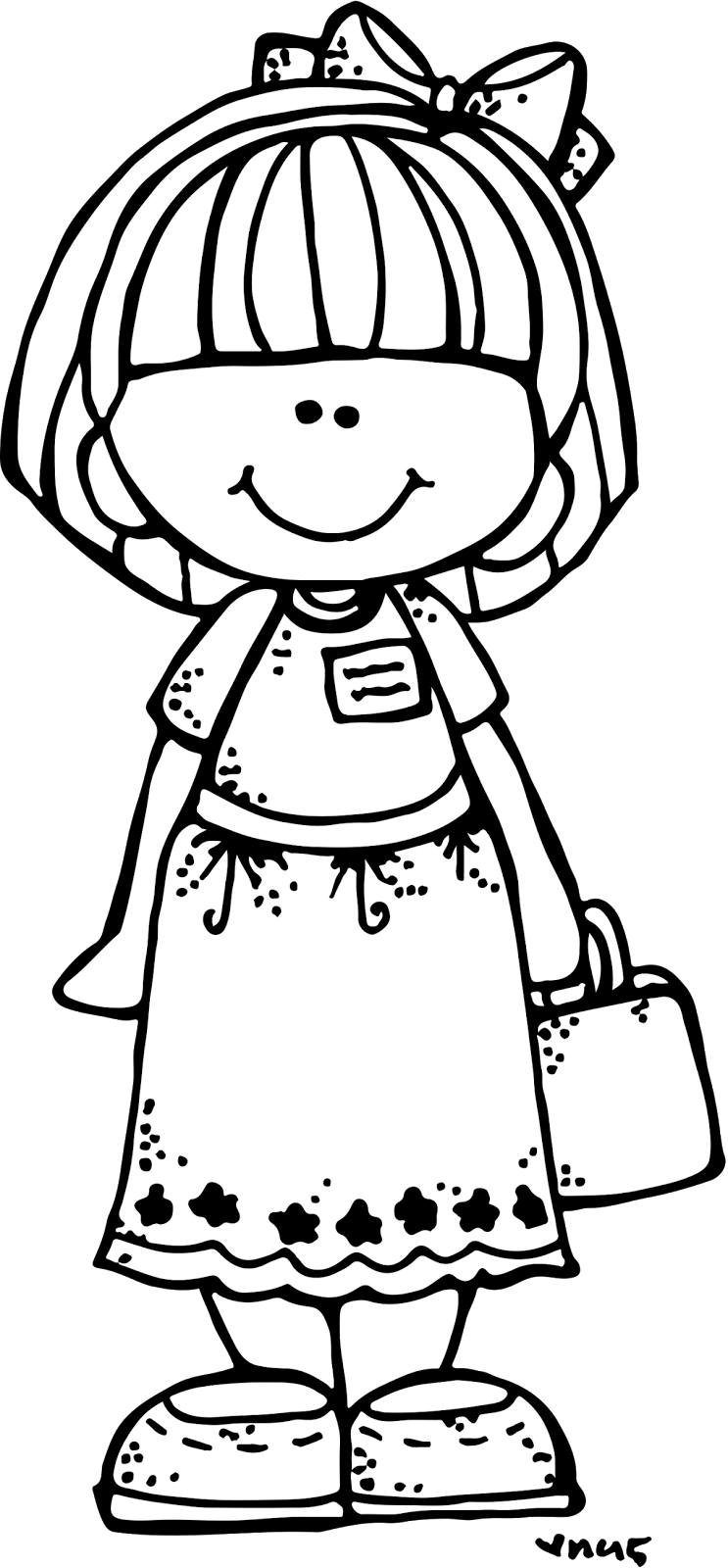 picture free Lds family clipart black and white. Melonheadz illustrating future missionaries
