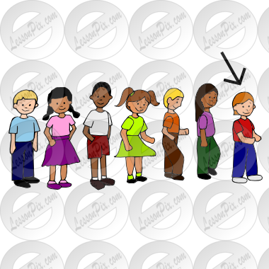 clip art transparent Leader clipart. Line picture for classroom.