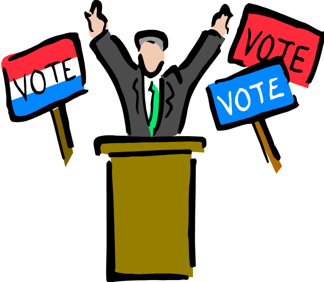 clip art library stock Politician clipart.  things to consider.