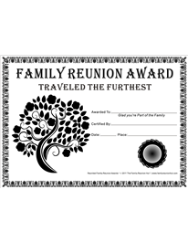 picture black and white download Certificates tree in bloom. Leadership clipart family reunion.