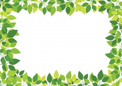 clipart transparent stock Leaf border clipart.  clip art clipartlook