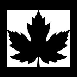 transparent Maple clipart leaf pattern. Free svg pdf png.