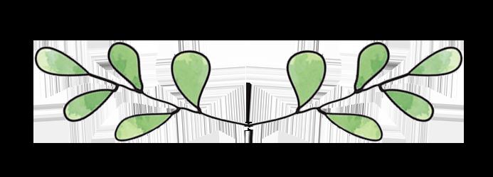 clip art Divider clipart frames illustrations. Vector dividers leaf