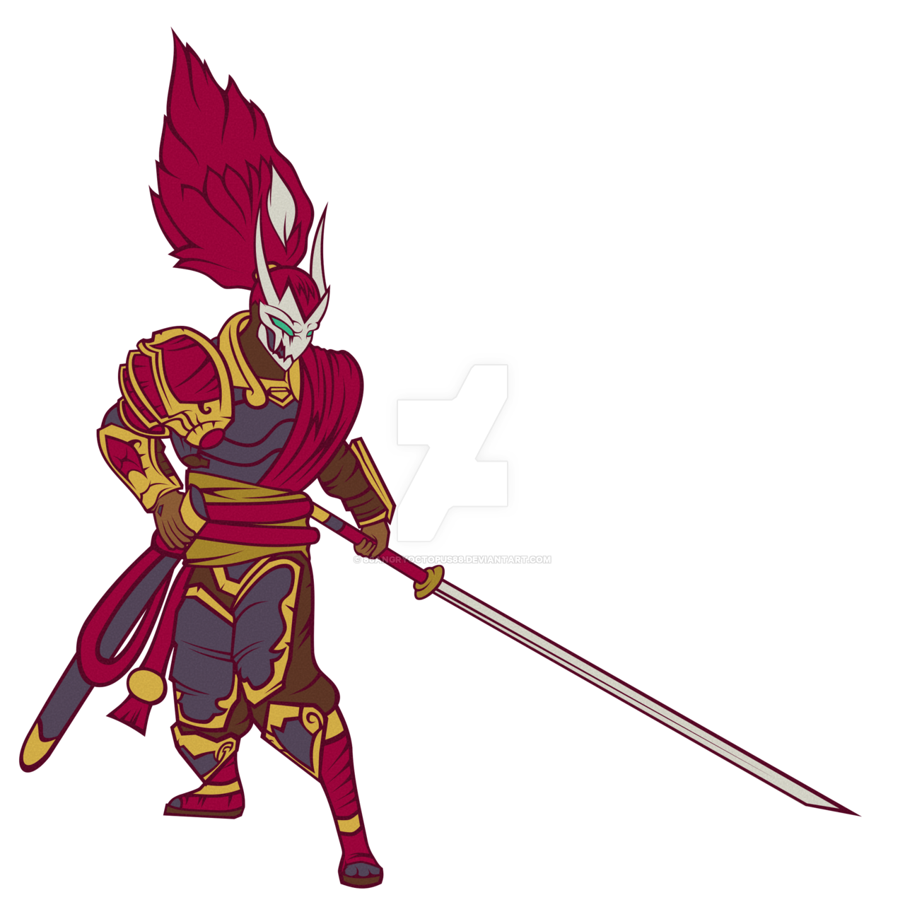 graphic free download blood moon yasuo by