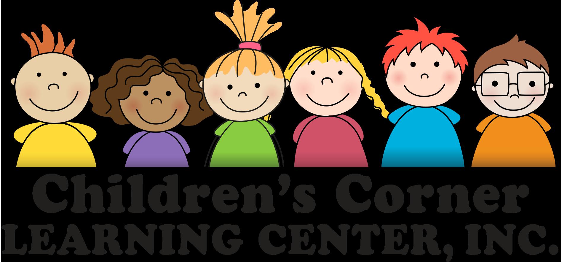 image free Childrens corner learning center. Learn clipart kids.