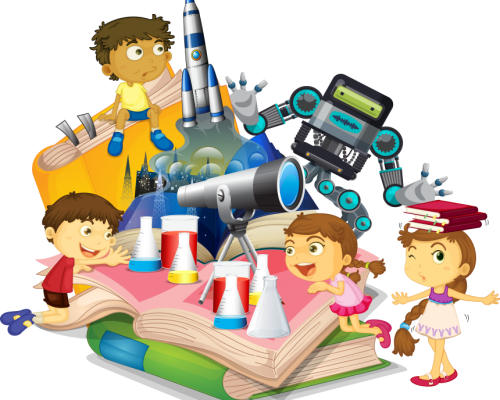 clipart freeuse stock Learn clipart kids. Home stem new techniques.