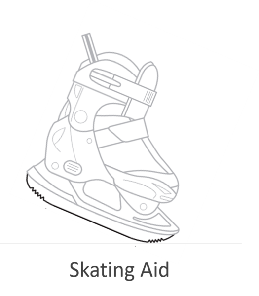 vector freeuse skater drawing love #103124633