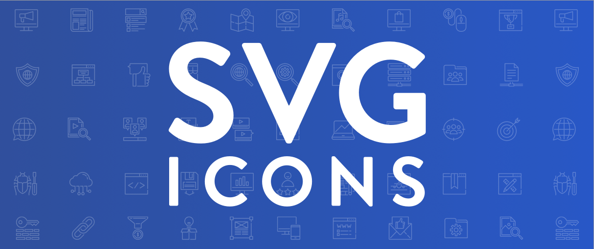 picture library Building Icon Systems With SVG