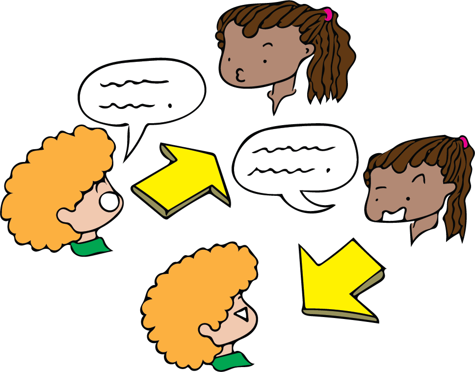 stock Cooperative the learner quick. Learning clipart.