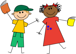 png transparent Learning clipart customer service training. Isivuno boy and girl.