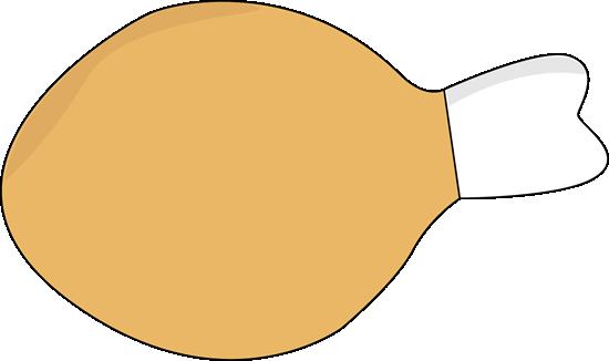 jpg transparent stock Turkey clip art image. Leg clipart.