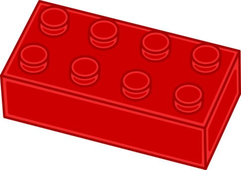jpg library Lego Brick Clipart at GetDrawings