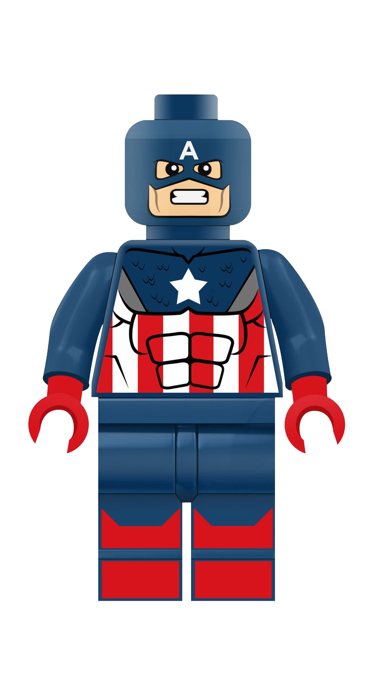 graphic library library Captain america png . Lego clipart.
