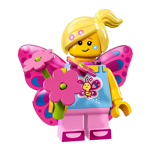 png library stock Lego clipart. Butterfly girl png .