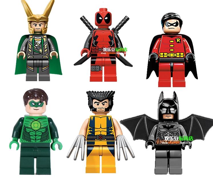stock Batman Clipart leggo