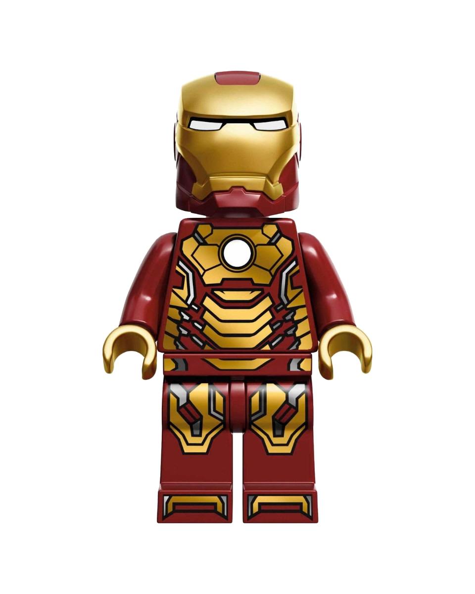 png black and white stock Legos clipart childs toy. Iron man lego clip.
