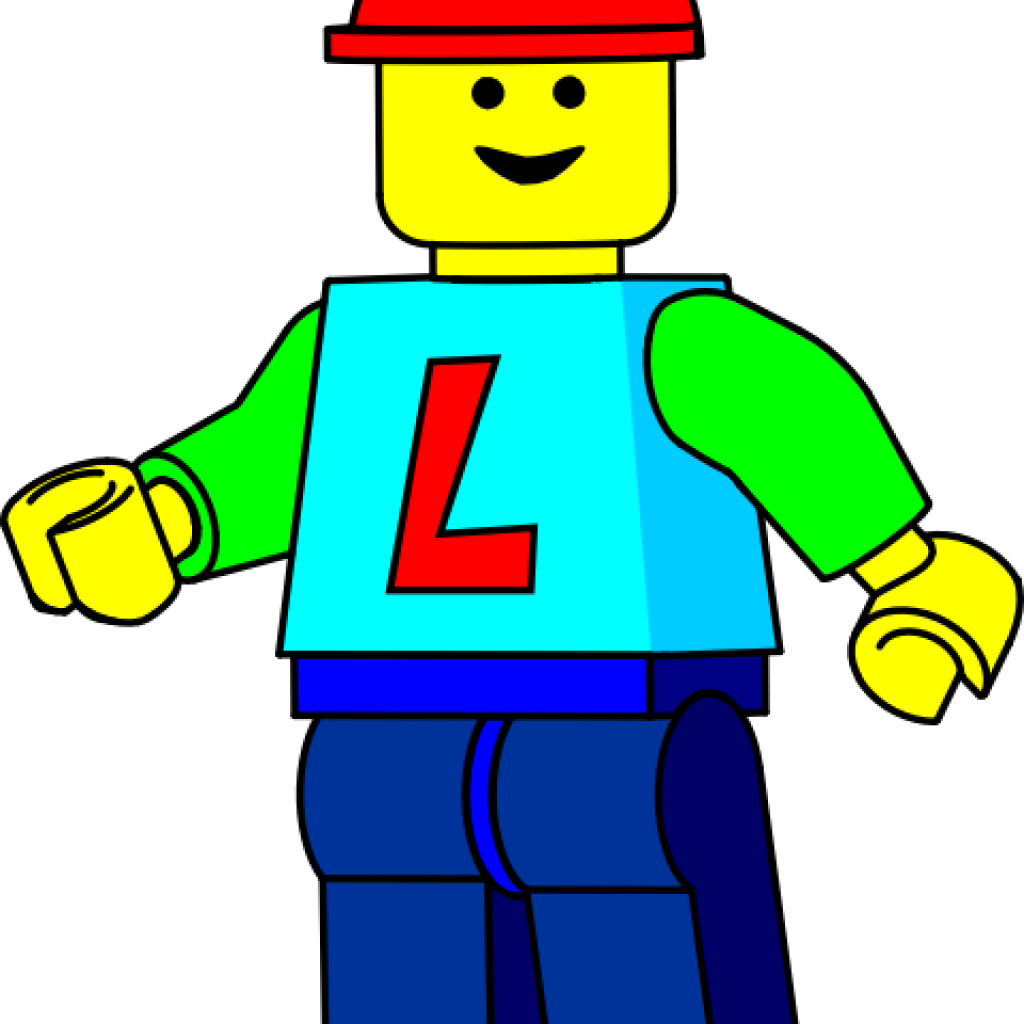 clipart black and white Lego transparent free on. Legos clipart