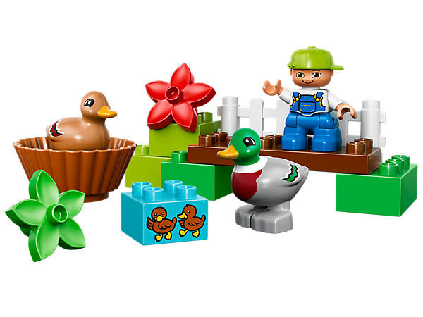 image free download The ducks are dabbling. Legos clipart childs toy.