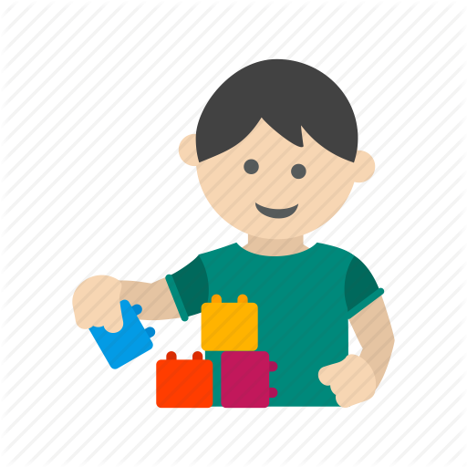 svg stock Legos clipart childs toy. Kids flat colorful by.