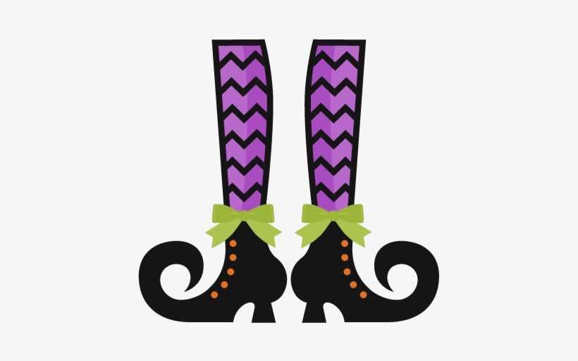 jpg royalty free Halloween witch png free. Legs clipart cute.