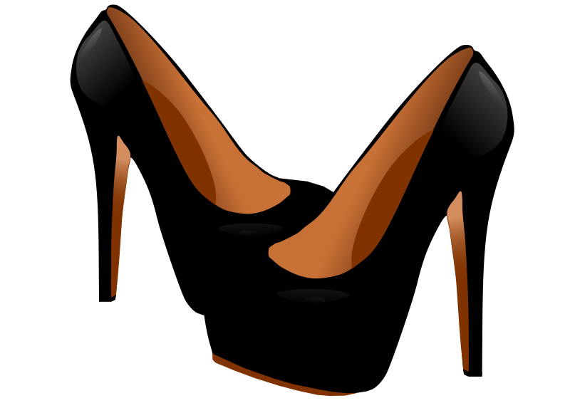 clip art royalty free Free on dumielauxepices net. Legs clipart heel silhouette.