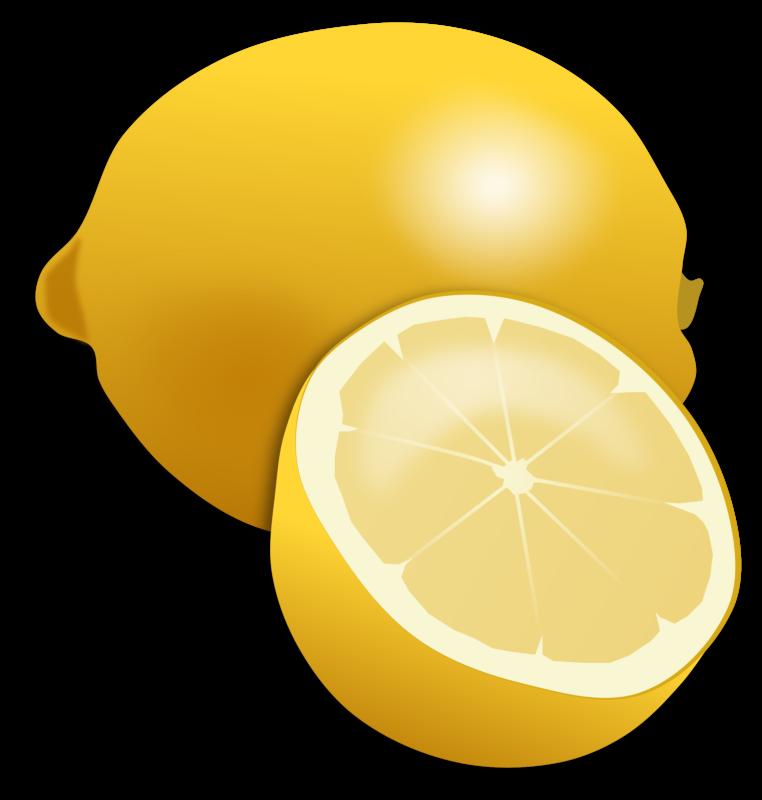 banner freeuse  free clipart images. Transparent lemon illustration