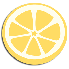 picture free Lemon svg. Free file for cutting