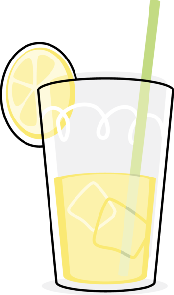 clipart freeuse library Small free on dumielauxepices. Lemonade clipart.
