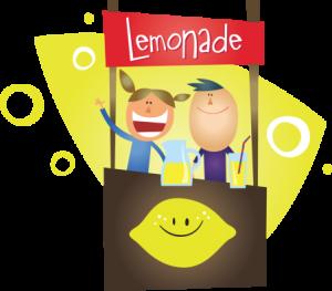 vector transparent Lemonade clipart entrepreneurship. Day biz kid rochester.