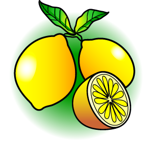 clipart black and white library Lemons clipart. Free lemon cliparts download