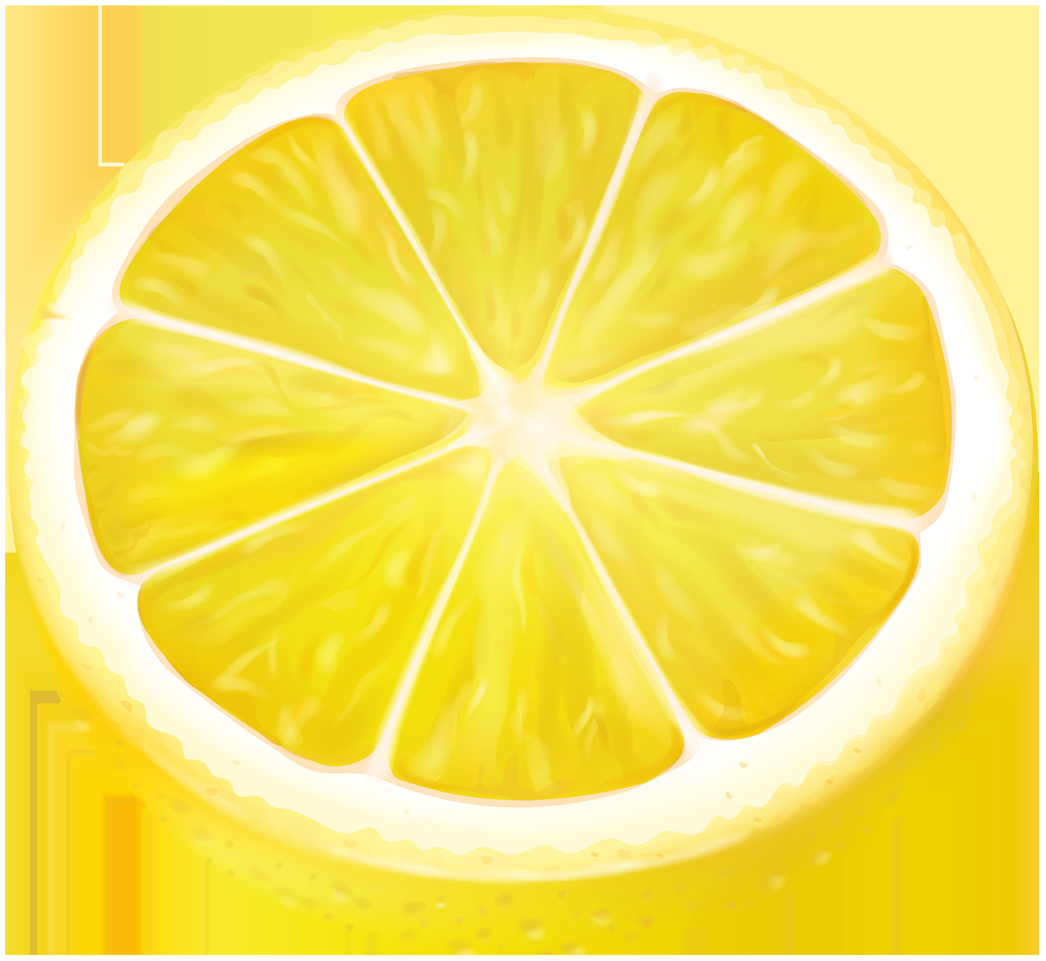 clip art Lemons clipart citron. Lemon decorative transparent image.