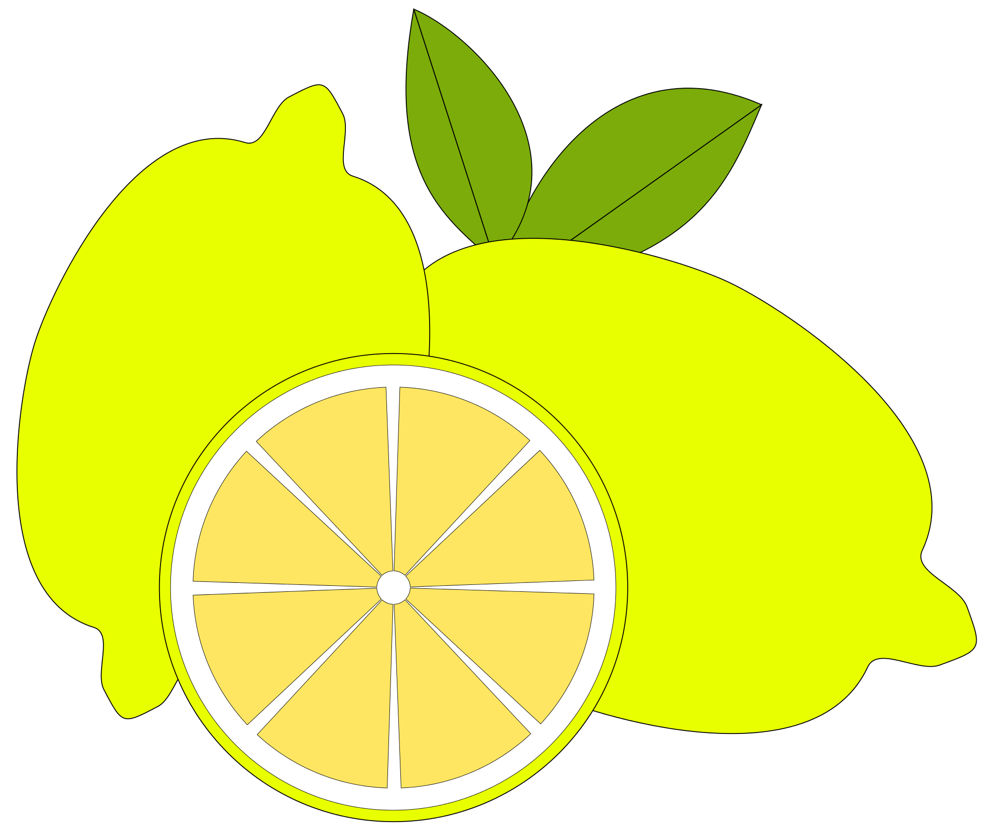 clip library Lemons clipart file. Svg wikimedia commons open.