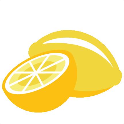 jpg black and white download Lemons clipart file. Svg scrapbook cut cute.