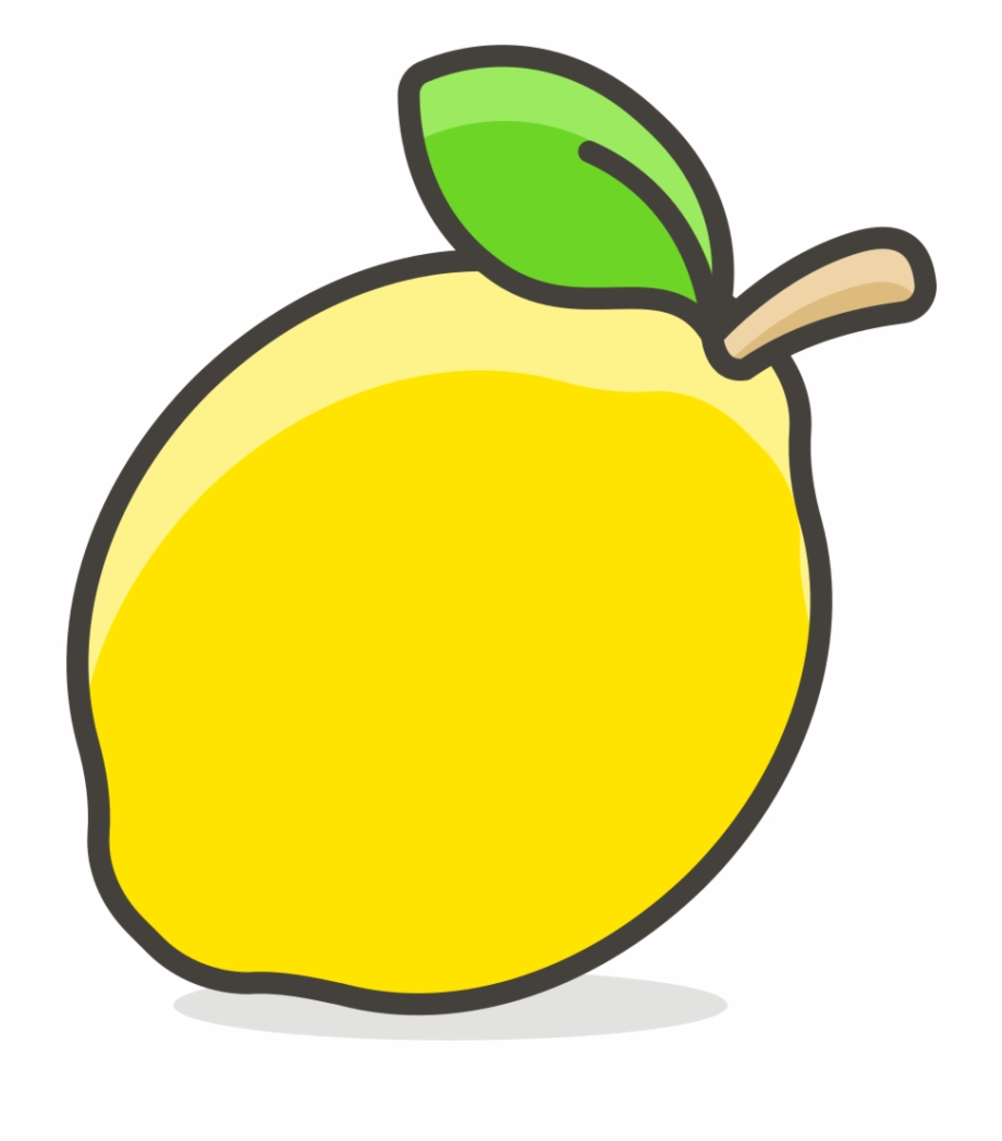 transparent download Lemon svg transparent . Lemons clipart file.