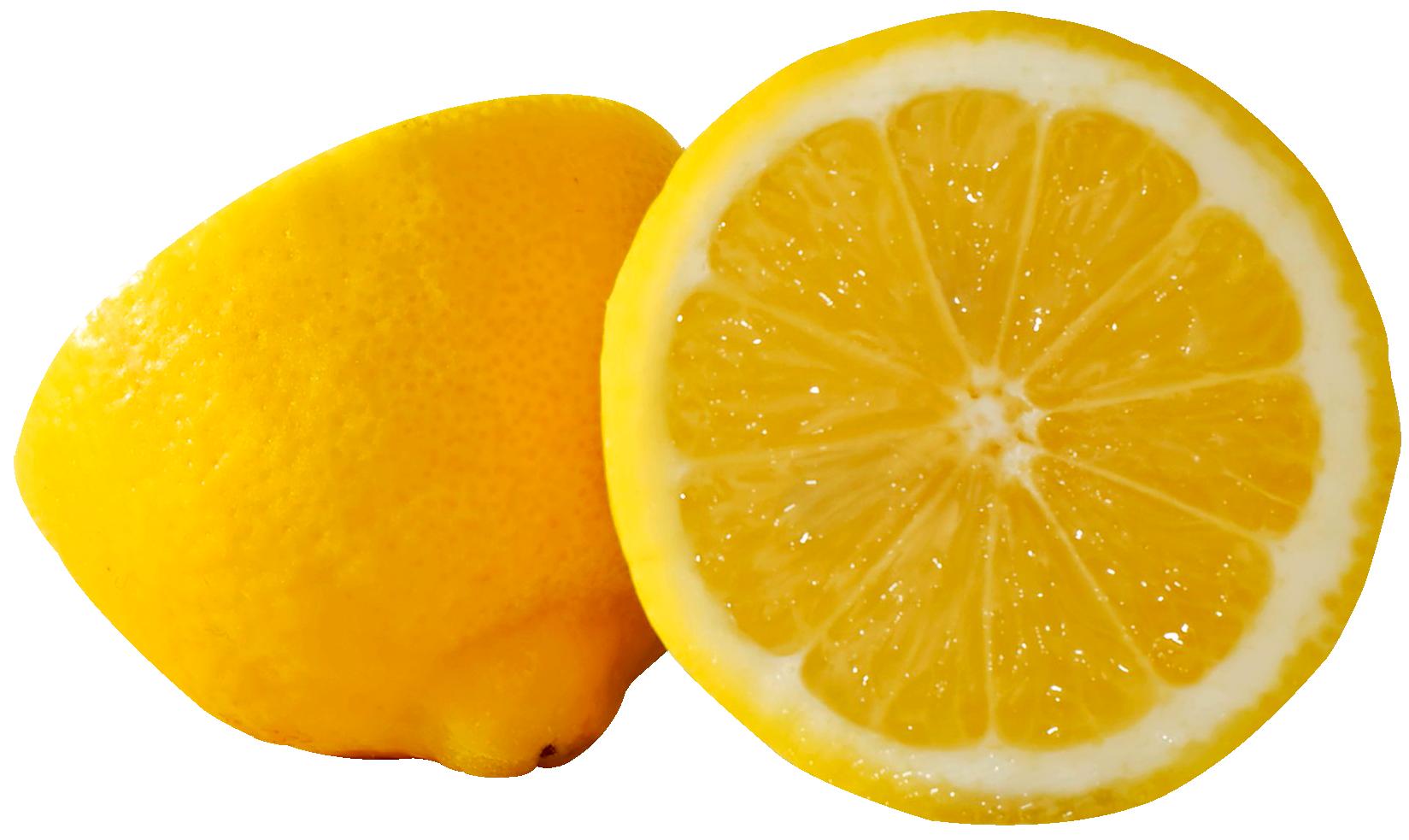 freeuse Cut png image purepng. Lemons clipart lemon fruit.