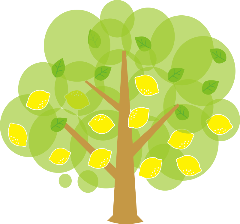 banner library download lemon tree clipart