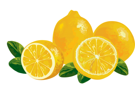 graphic free library Lemons clipart transparent background. Png gallery lemon images.
