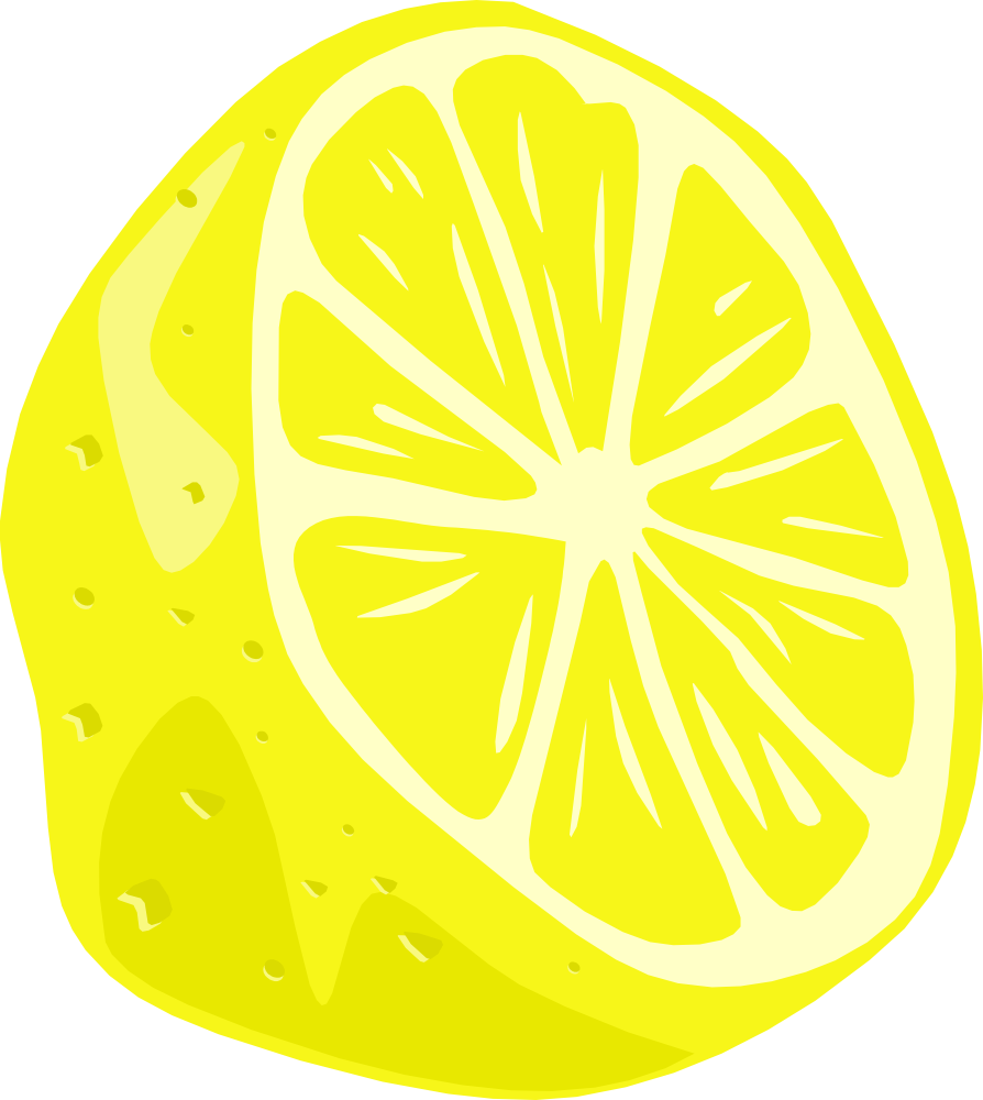image free Onlinelabels clip art lemon. Lemons clipart veggie.