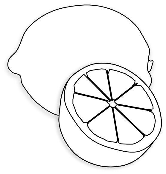 graphic stock Lemon Clip Art