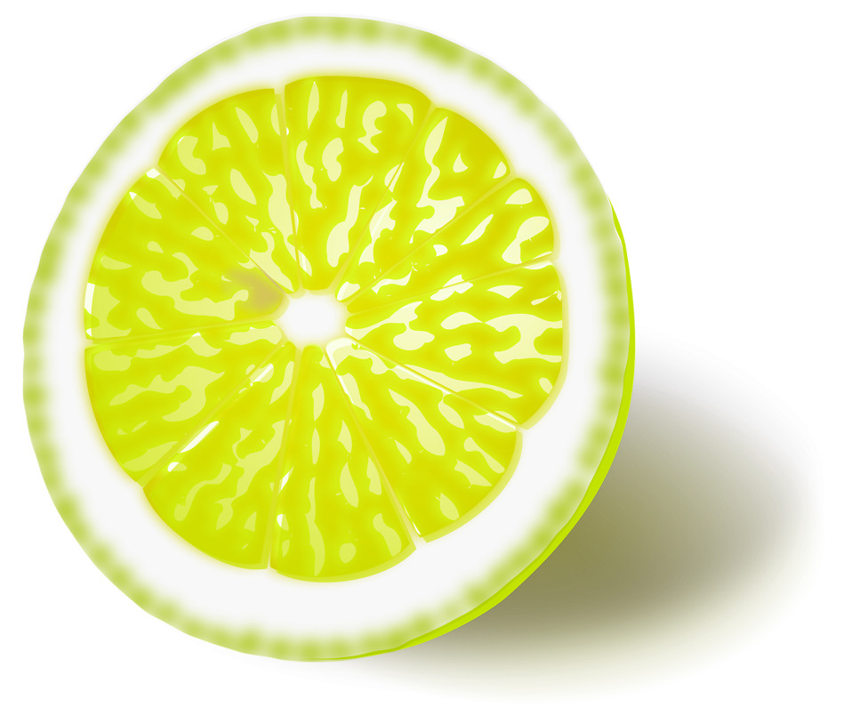 picture black and white Transparent lemon illustration. Free stock photo of