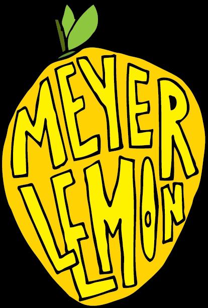 graphic download Meyer Lemon