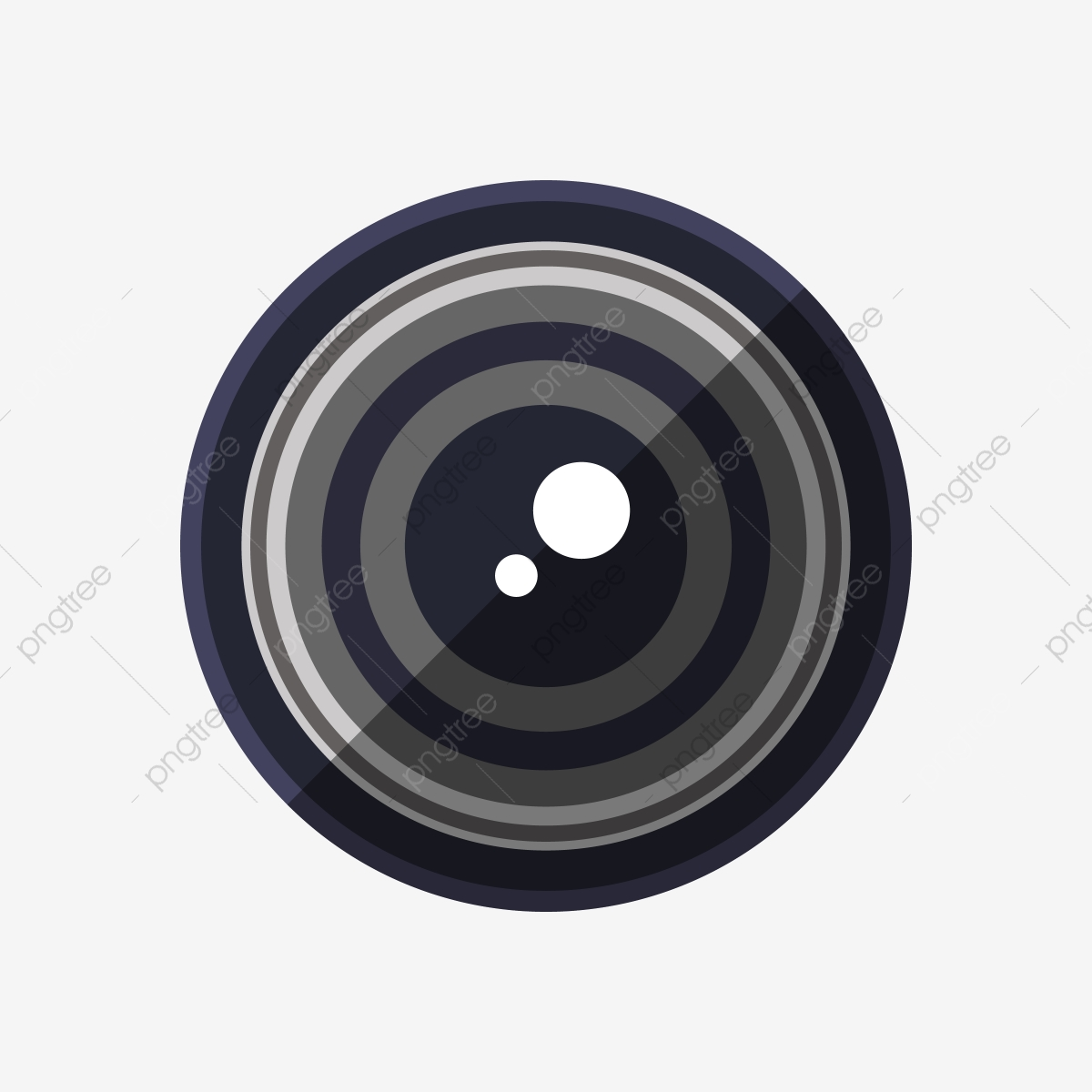 picture royalty free download Black camera symbol logo. Lens clipart