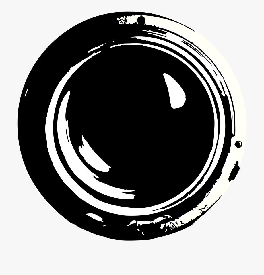 jpg freeuse download Lens clipart. Camera symbol png logo.