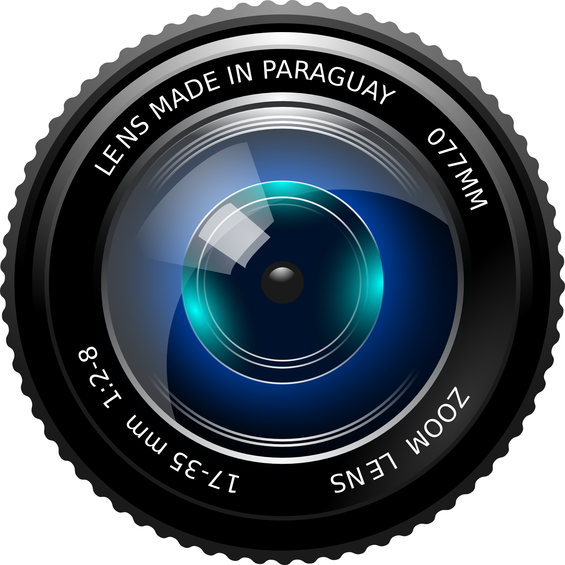 image black and white Lens clipart royalty free. Camera png image mart.