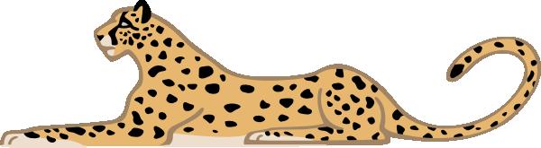 clip freeuse library Leopard Clip Art Vector