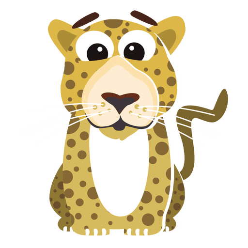 banner freeuse stock Realistic free on dumielauxepices. Leopard clipart illustration.
